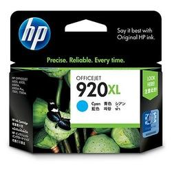 HP Inc. Tusz nr 920 Błękitny Cyjan XL CD972AE