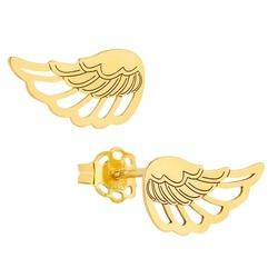 Kolczyki ze skrzydłami 848