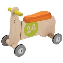 Rowerek czterokołowy pomarańcz