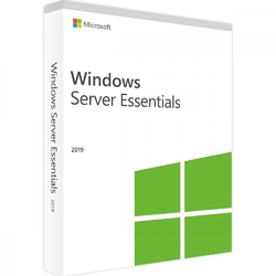 Hewlett Packard Enterprise Oprogramowanie ROK Windows Server Essentials 2019 PL P11070-241