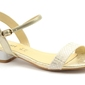 Sandały monnari but0250-m15 beżowy