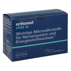 Orthomol vital m proszek+kapsułki