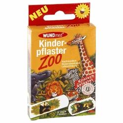 Zoo plaster dla dzieci w dwóch wielkościach