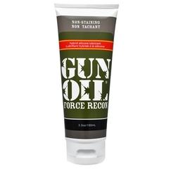 Sexshop - gun oil - force recon - żel na bazie silikonu i wody - 100 ml  gunoil - online
