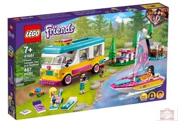 Lego 41681 friends leśny mikrobus kempingowy