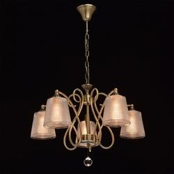Oświetlenie wiszące do dużego pomieszczenia antyczny mosiądz mw-light 372013205