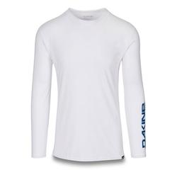 Lycra dakine heavy duty ls loose fit white 2019