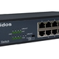 Switch poe 8 portowy vidos one sp 82-120 - szybka dostawa lub możliwość odbioru w 39 miastach