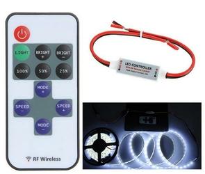 Kontroler LED mini RF DC 5-24V 6A + pilot
