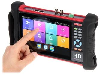 Wielofunkcyjny tester cctv cs-h8-70h ekran retina 1920x1200 - możliwość montażu - zadzwoń: 34 333 57 04 - 37 sklepów w całej polsce