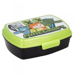Śniadaniówka lunch box minecraft new