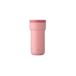 Kubek termiczny 375 ml nordic pink ellipse mepal
