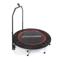 Trampolina fitness z poręczą 122cm - insportline