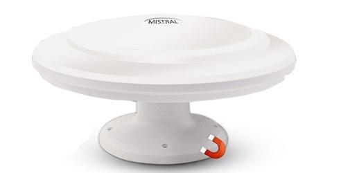 Antena dvb-t dookólna magnes tir camper mi-ant04 - szybka dostawa lub możliwość odbioru w 39 miastach