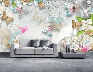 Fototapety na ścianę kwiaty 4913