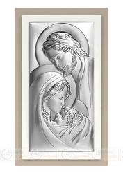 Obrazek BC63803TP Święta Rodzina 16 x 28 cm