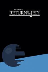 Gwiezdne Wojny Powrót Jedi - plakat premium Wymiar do wyboru: 30x40 cm