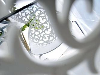 Krzesło ażurowe brice różne kolory