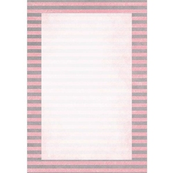 Papier ozdobny do cardmakingu 10x14,5 cm - paski - 03