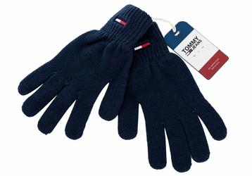 Rękawiczki Tommy Hilfiger TJM Basic Flag Rib - AMAM05217-CBK
