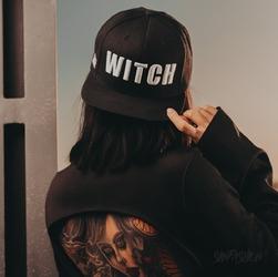 Czapka holy blvk witch