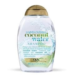 Organix coconut water shampoo szampon nawilżająco-odżywczy z woda kokosowa 385ml