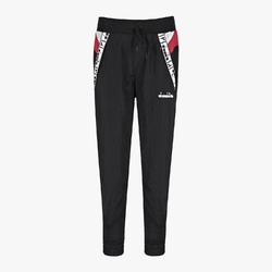 Spodnie dresowe damskie diadora l. pants - czarny