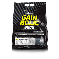 OLIMP Gain Bolic 6000 - 4000g + 1000g Free - Dark Chocolate