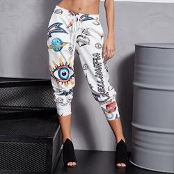 Spodnie damskie labellamafia pants sublimated