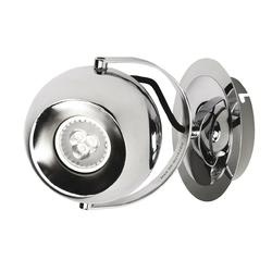 Reflektor ścienny regulowany chromowana kula MW-LIGHT 492020701