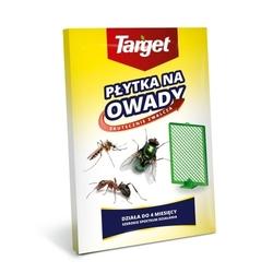 Płytka na owady – owadobójcza – target