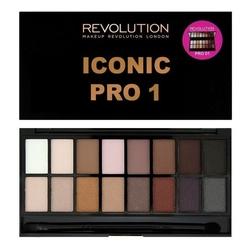 Makeup revolution salvation palette 16 zestaw cieni do powiek iconic pro 1 16 kolorów 16g