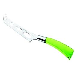 Guzzini - nóż do miękkich serów - latina - zielony - zielony