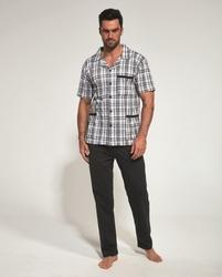 Cornette 31838 plus rozpinana piżama męska