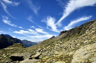 Fototapeta piękna pogoda w górach fp 2006