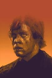 Mark Hamill - plakat premium Wymiar do wyboru: 100x140 cm