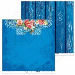 Papier do scrapbookingu Navy Romance 30,5x30,5 cm - 03 - 03