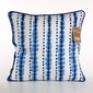 Poszewka na poduszkę dekoracyjna altom design, kolekcja bali, dekoracja batik 40x40 cm