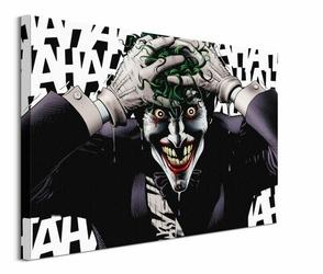Batman The Joker Killing Joke - obraz na płótnie