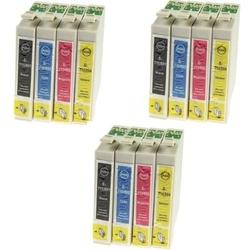 3x tusze zamienniki t0715 do epson c13t07154010 komplet - darmowa dostawa w 24h