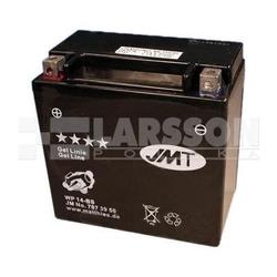 Akumulator żelowy jmt ytx14-bs wp14-bs 1100297 kawasaki kvf 650, buell xb12xt 1200