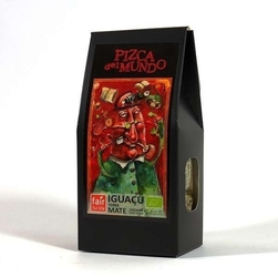 Pizca del mundo | iguacu - yerba mate klasyczna 100g | organic - fair trade