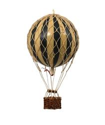 Authentic models balon floating the skies, czarny ap160k