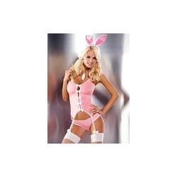 4-częściowy kostium króliczka bunny obsessive
