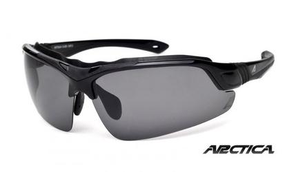 Okulary arctica s-253 sportowe poliwęglanowe