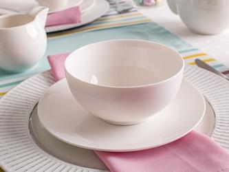 Salaterka  miseczka porcelana kremowa altom design bella ecru 14 cm
