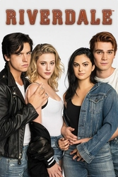 Riverdale Bughead and Varchie - plakat