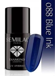 Uv hybrid lakier hybrydowy 088 blue ink 7ml
