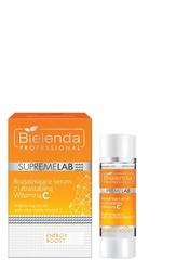 Bielenda professional supremelab energy boost serum rozjaśniające skórę z ultrastabilną witaminą c 15ml