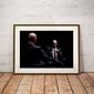 Hitman ver1 - plakat wymiar do wyboru: 80x60 cm